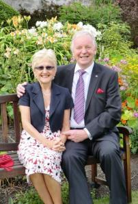 Mum Bill Garden