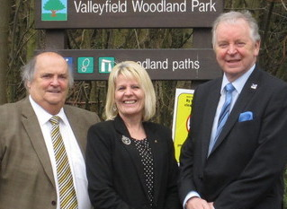 West Fife Villages Councillor Wishes Council Candidates Good Luck! (1/2)