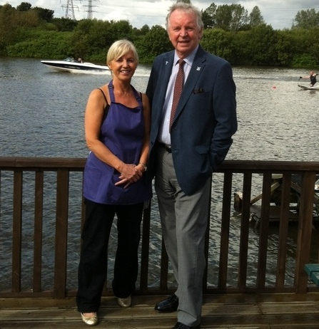 Townhill Waterski Centre Café Opening (1/2)
