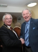 Fife Provost Jim Leisman and Bill Walker MSP